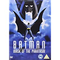 Batman: Mask of the Phantasm (Fully Packaged Import)