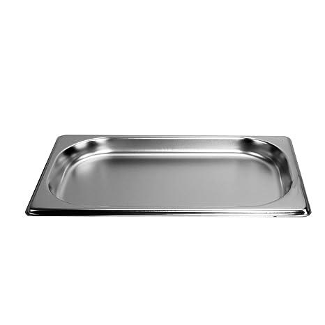 GN Bain Marie Behälter Gastronormbehälter 1//3 Edelstahl Behälter  20 mm NEU