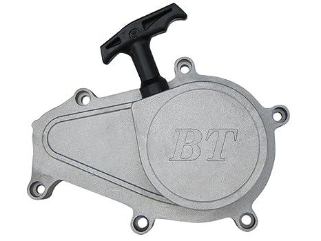 Tire Start Asamblea para 66/80cc eléctrico Start arranque/embrague centrífugo (BT)