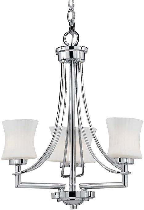 Amazon.com: triarch 31208 3 luz Astro – Lámpara de techo con ...