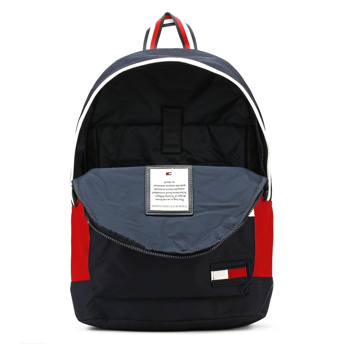 Tommy Hilfiger Corporate Azul Marino Tommy mochila: Amazon.es: Ropa y accesorios
