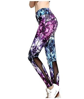 Women Stylish Gym Pants Footless Running Full Tilt Design Leggings ... e61a28bba