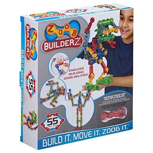 ZOOB BuilderZ 55  Piece Kit