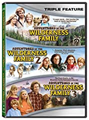 Celebrate the exciting adventures of the beloved Wilderness Family with this timeless trilogy. After leaving the city to build a home in the Rocky Mountains wilderness, Skip Robinson and his family display courage, resourcefulness, and a deep...