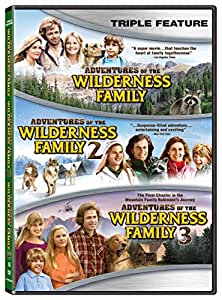 The Adventures Of The Wilderness Family Trilogy [DVD]