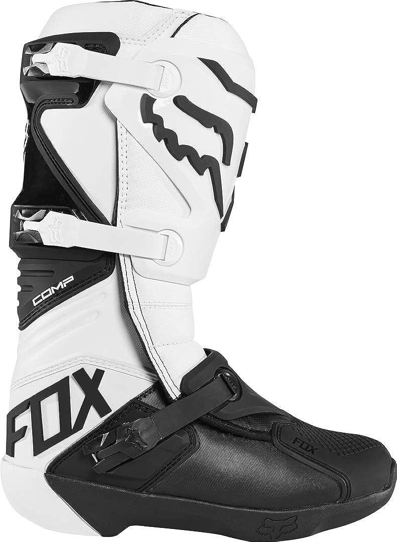 41 FOX Motocross-Stiefel Comp Schwarz Gr