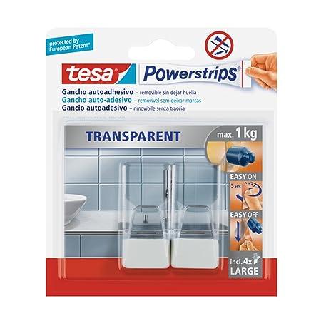 Review Tesa Powerstrips Large Hook