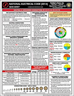 Nfpa 70 national electrical code nec 2014 edition 2014 national electrical code quick card fandeluxe Gallery