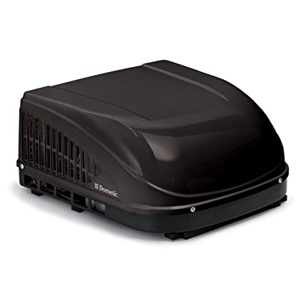 Dometic B59516.XX1J0 Brisk II Black Air Conditioner (15,000 BTU 410A)