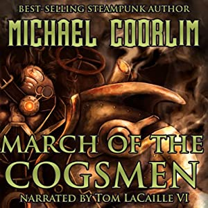 March of the Cogsmen Audiobook