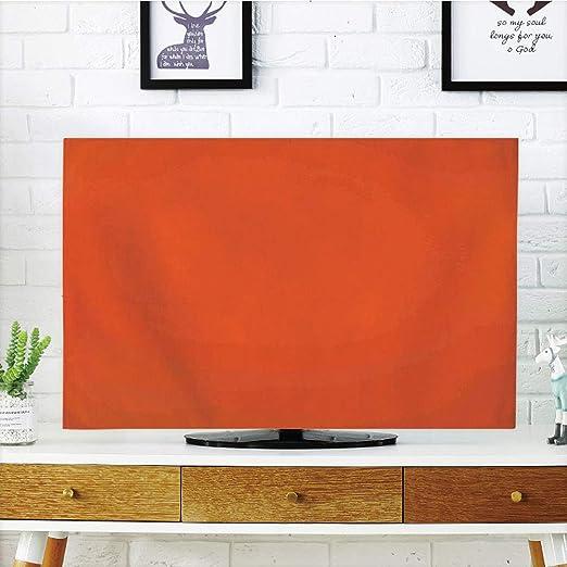 Funda para televisor LCD, diseño de pétalos de Gerbera en Estilo ...
