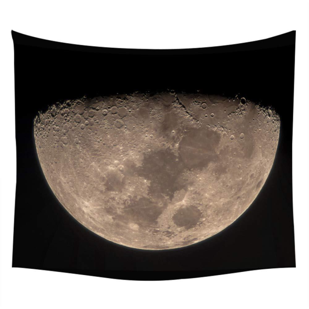 jtxqe Luna Luna Cambio de Fase Tapiz Creativo Hogar Dormitorio ...