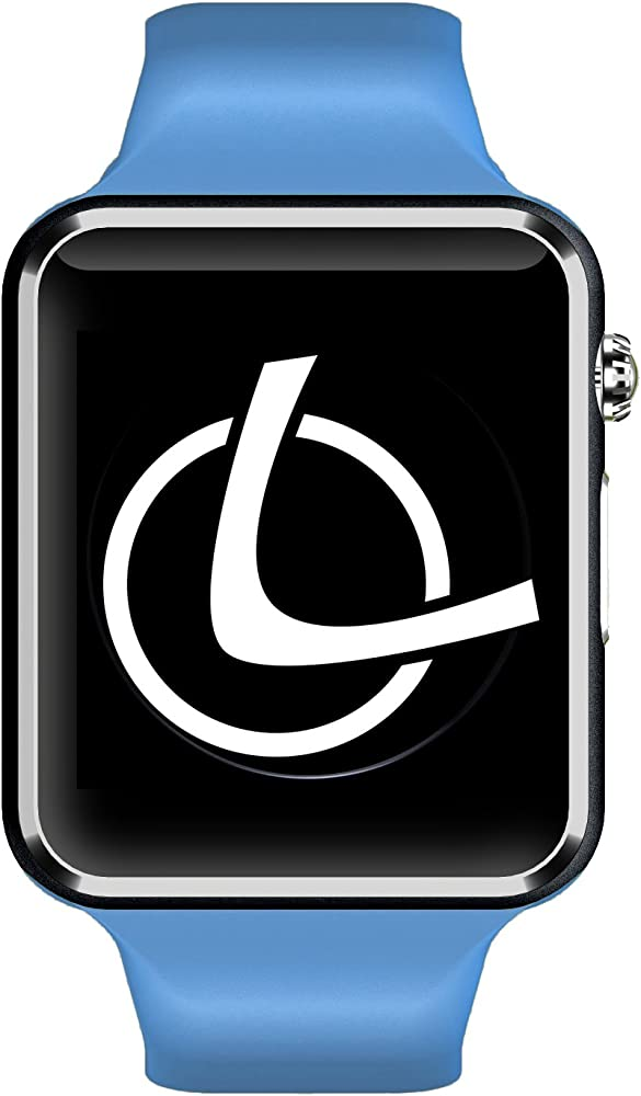 Leotec Smartwatch Hombre de Digital con Correa en Plástico LESW02B