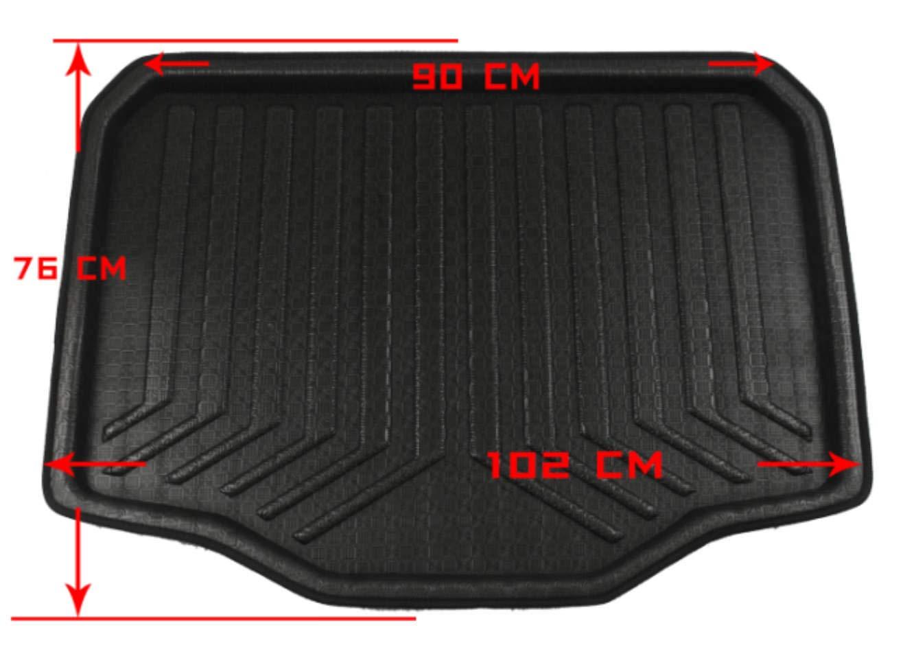 Car Rear Trunk Floor Mat,Boot Liner Cargo For 2016-2018 Renault Koleos