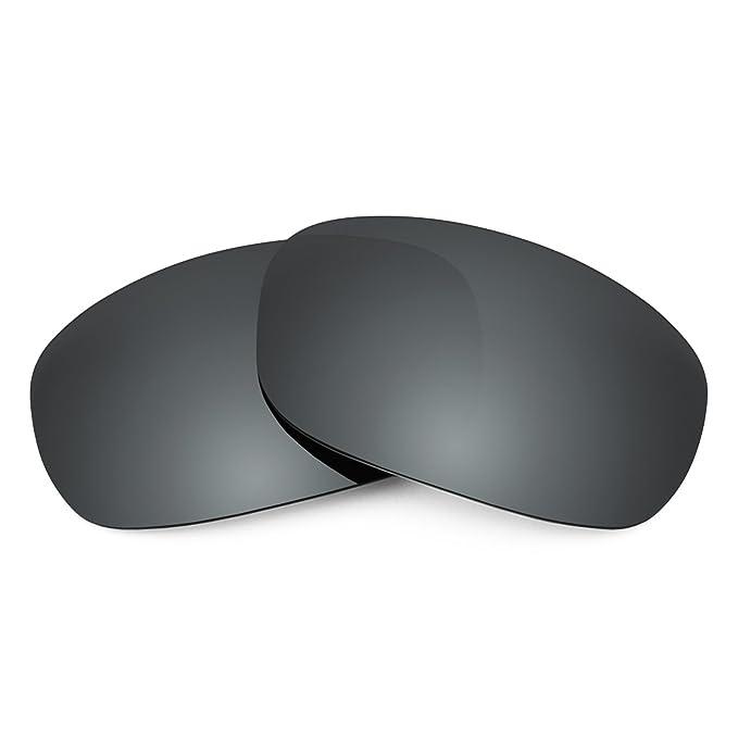 00bcc5cb16 Revant Polarized Replacement Lenses for Maui Jim Stingray MJ103 Black  Chrome MirrorShield