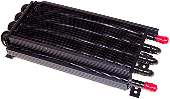1//2 Hose Barb w//Booster Kit Empi 00-9276-0 6-Pass Oil Cooler Kit