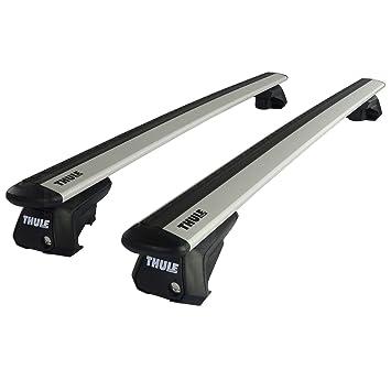 Thule 7114 Evo Wingbar Roof Bars Thule 7104 Evo Raised Rail Foot Pack