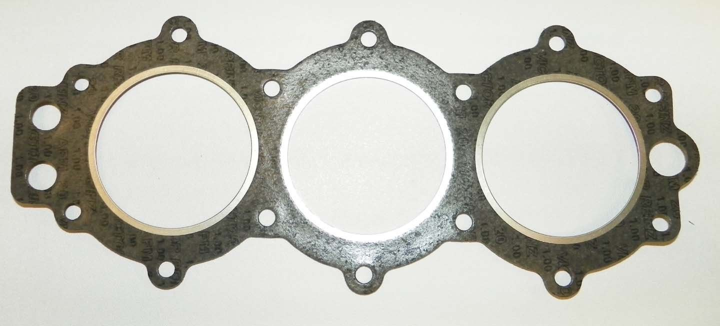 Johnson Evinrude Head Gasket 50-70 Hp 3 Cyl With 3.187 Bore WSM 505-07 OEM# 329836