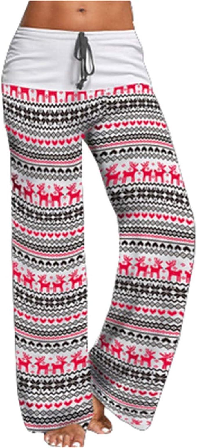 Amazon.com: PRIMODA - Pantalones de pijama para mujer ...