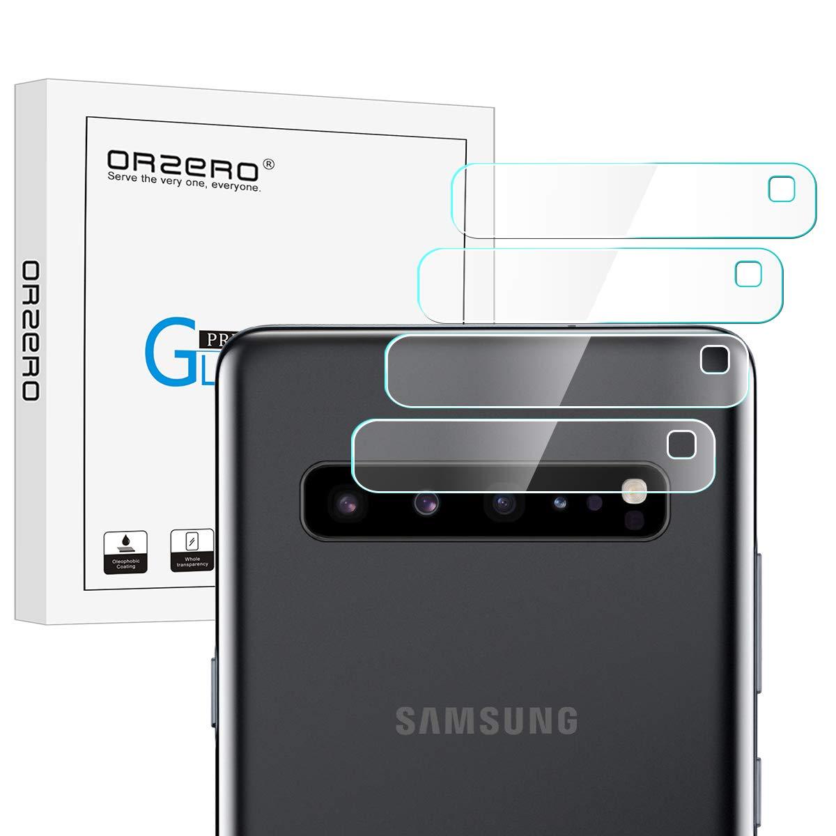 Protector Lente Para Samsung S10 5G [4 Un.] ORZERO
