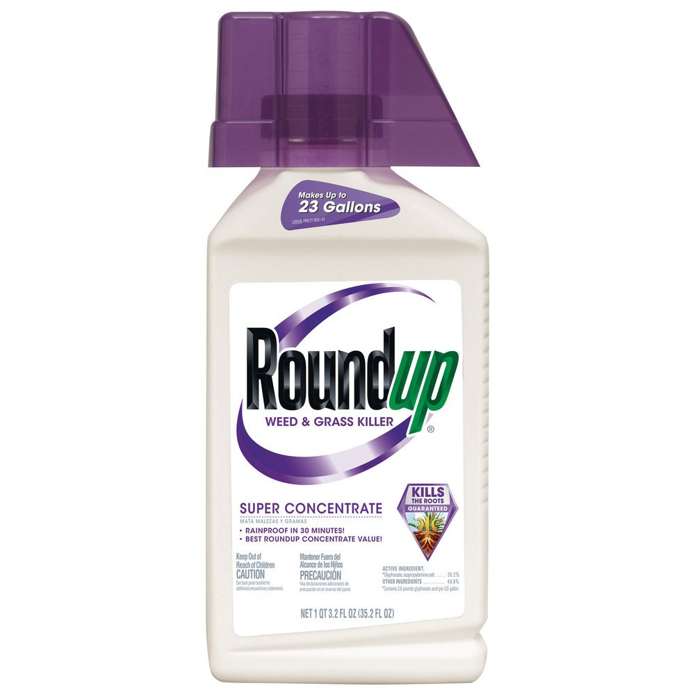 Roundup Weed and Grass Killer Super Concentrate, 35.2-Ounce by Roundup