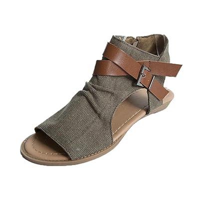 523106b69772 Bovake Summer Women Sandals