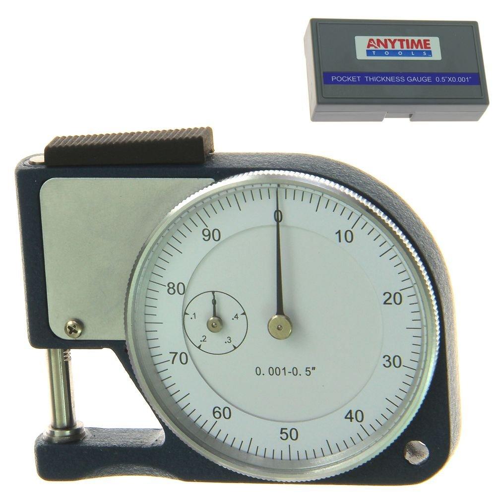 Digital Thickness Gauge Measurement Paper Parts Printing Film Supplies Printers