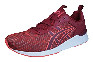 ASICS Gel Lyte Runner Womens Running Sneakers Shoes-Red-8 028e06e04