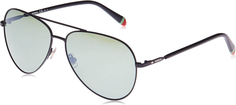 Fossil Women's Fos3074s Aviator Sunglasses