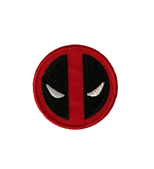 Amazon Com Deadpool Face Mask Round 1 5 8 Inch Round Iron