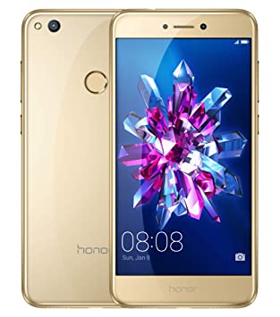 Honor 8 Lite Dual Sim 16GB+3GB RAM Color Oro: Amazon.es: Electrónica