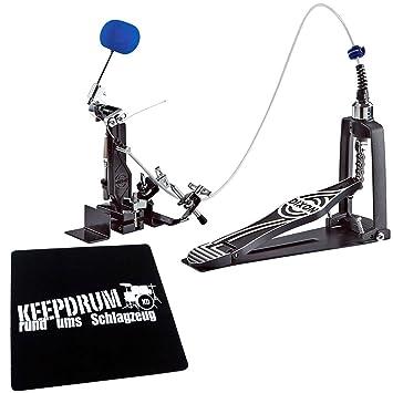 Dixon pp9290cp cajón Remote Pedal Soporte eléctrica Keepdrum sitzpad: Amazon.es: Instrumentos musicales