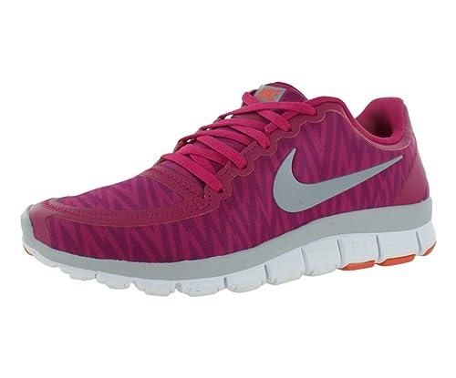 huge selection of 1347a 9256e Amazon.com   Nike Free 5.0 V4 Running Women's Shoes   Road ...