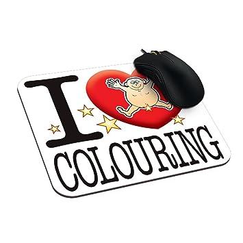 Cielo Estrellado Funda Ratón Almohadilla Para Colorear Libros