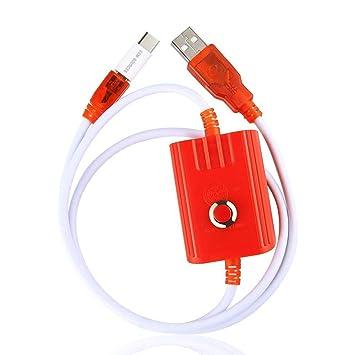 Cable de Flash Profundo para Modelos de teléfono Xiaomi con Puerto Abierto 9008 para cerraduras BL de ingeniería: Amazon.es: Electrónica