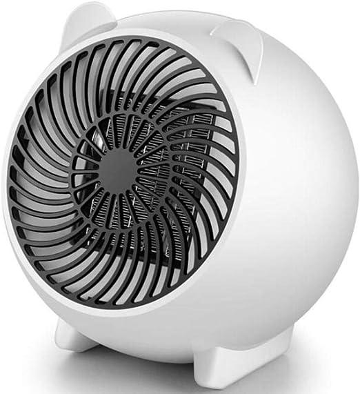 Calefactor aire caliente y frio,Mini Calentador de ventilador de ...