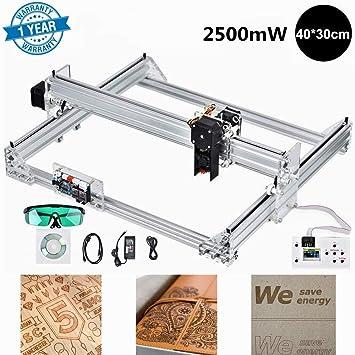 S SMAUTOP Machine de Grabador Laser Kit de Bricolaje Area de ...