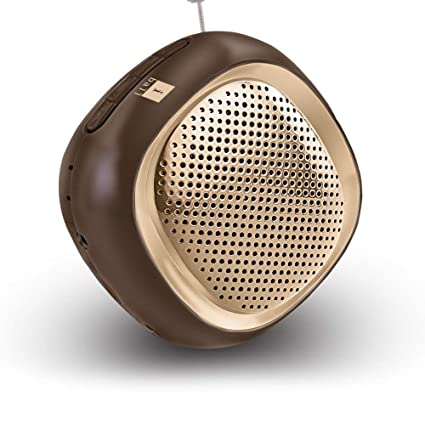 iball musi cube bt20 portable bluetooth speaker with fm brown rh amazon in