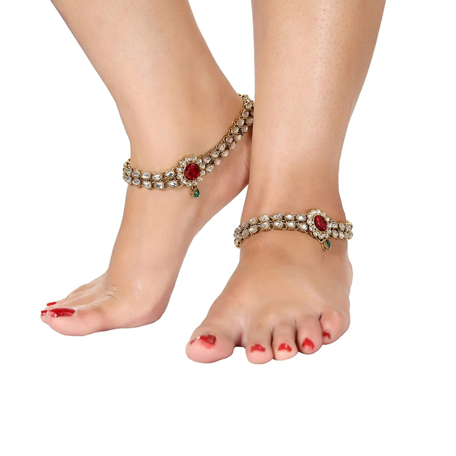 Anklets for Women: Buy Anklets for Women Online at Best Prices in ...