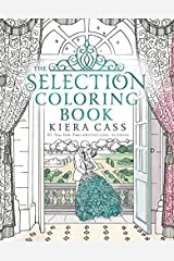 The Selection Coloring Book Paperback