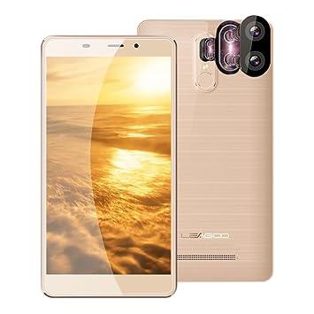LEAGOO-M8pro - Smartphone Libre 4G de 5.7