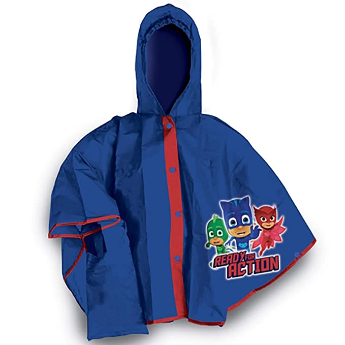 Super Pigiamini - Impermeable - para niño azul claro 104 cm