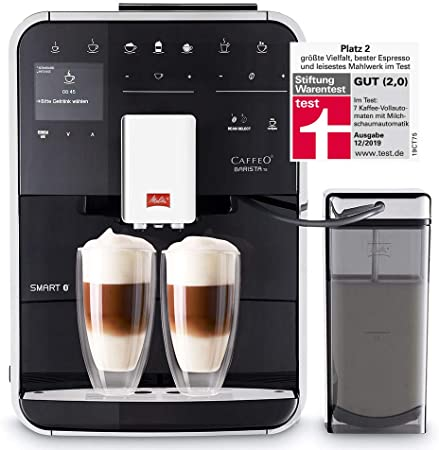 Melitta F850 102 Barista Ts Smart Coffee Machine 1450 W 18 Liters Black
