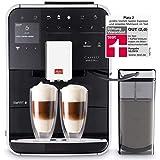 Melitta 美乐家 全自动咖啡机 Caffeo Barista TS Smart F850-101 1.8 升 黑色