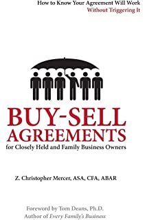 Amazon business buyout agreements plan now for all types of buy sell agreements for closely held and family business owners platinumwayz
