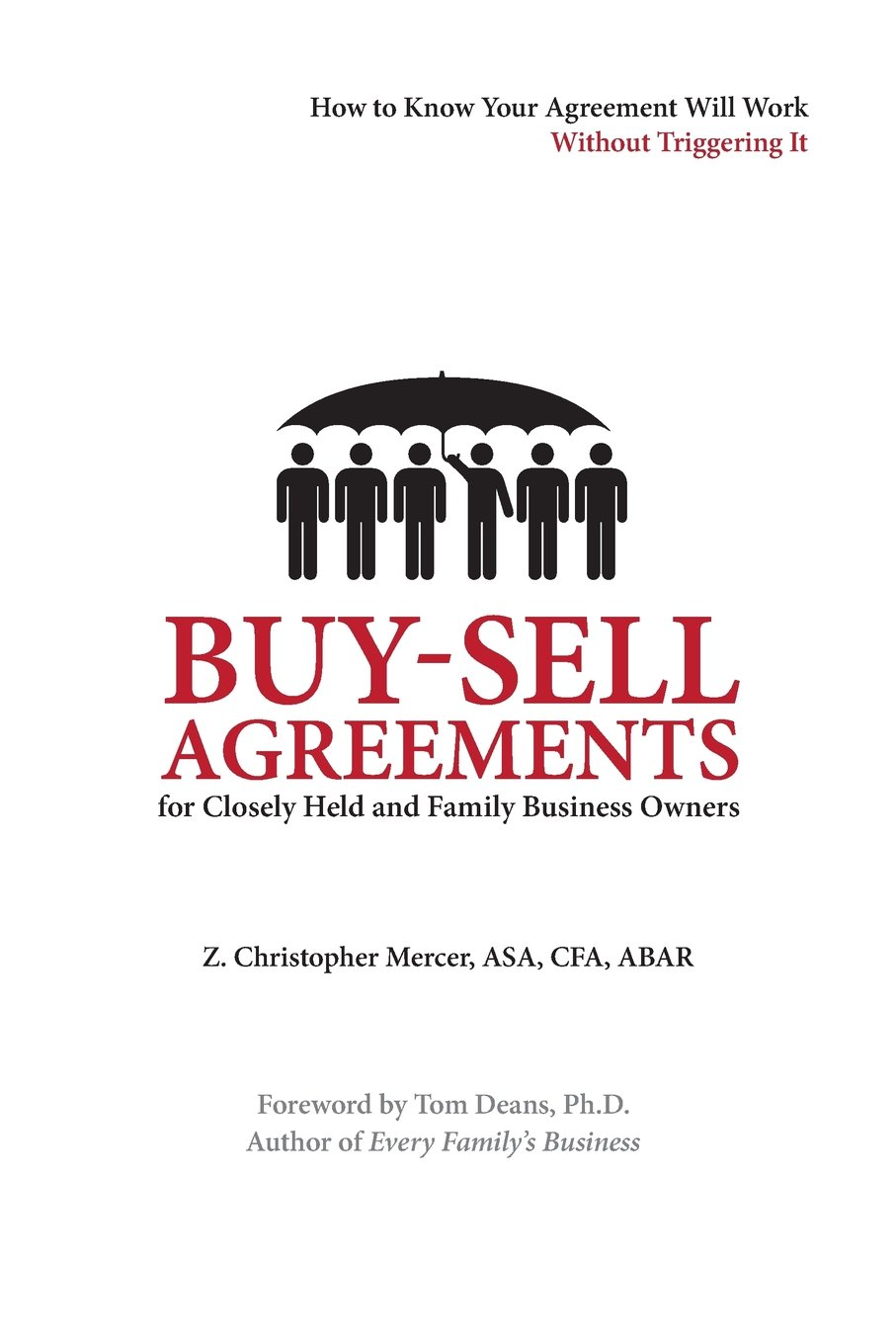 Download Buy-Sell Agreements for Closely Held and Family Business Owners ebook