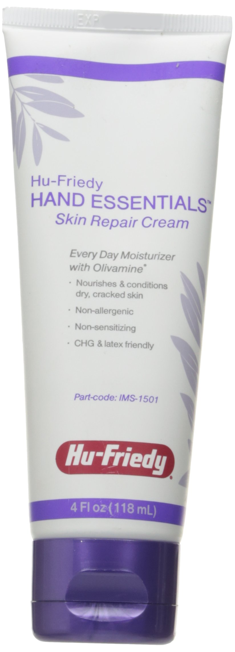 Hu-Friedy IMS-1501 Hand Essentials Skin Repair Cream, 4 fl oz