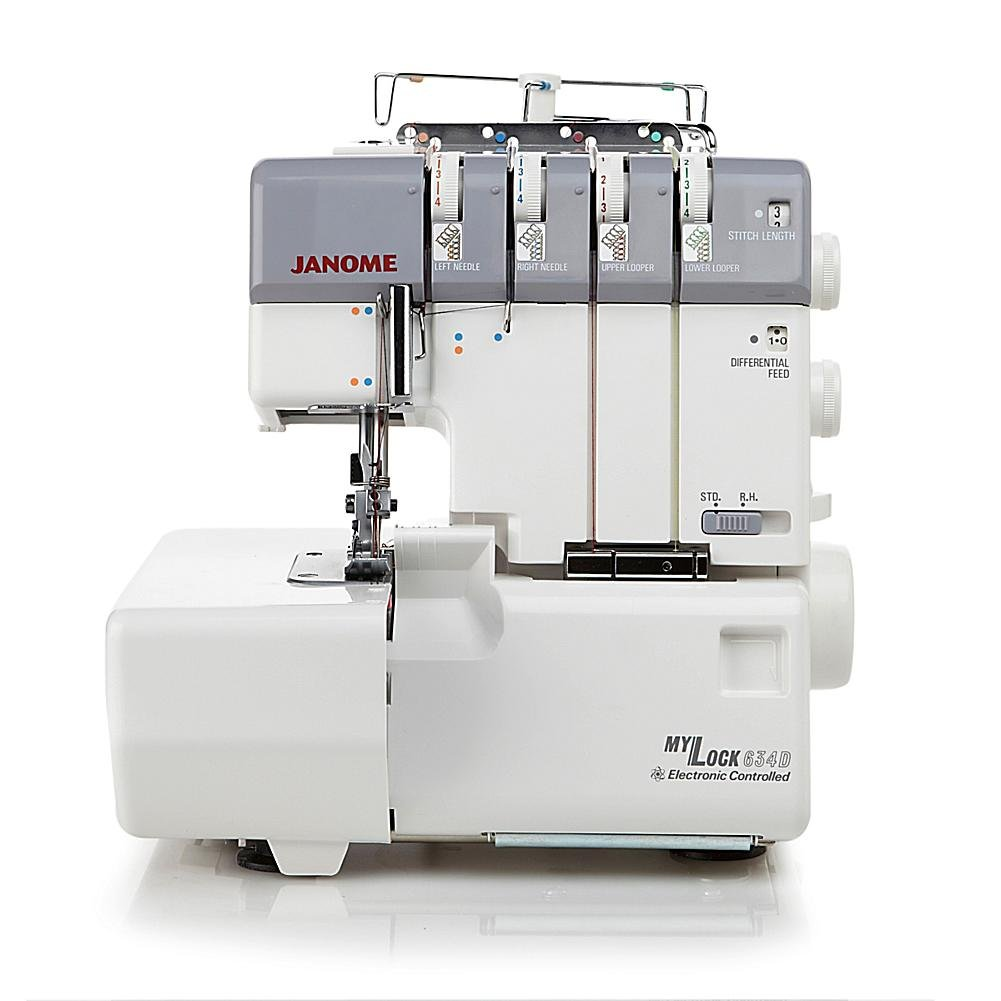 Best Serger and Overlocker Machine Reviews 5