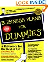 Business Plans For Dummies (For Dummies (Lifestyles Paperback))