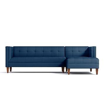 Amazon.com: Pacífico 2pc Seccional sofá de Kyle schuneman ...